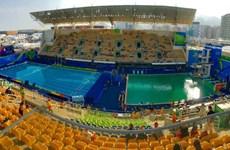 Lại phát hiện túi nghi chứa bom tại địa điểm thi đấu Olympic