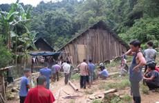 Hỗ trợ gia đình nạn nhân vụ thảm sát ở Lào Cai đến nơi ở mới