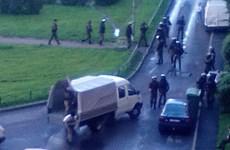 Nổ ở chung cư St.Petersburg, an ninh Nga phong tỏa khu vực