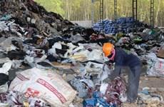 Xử lý hơn 20 ngàn tấn rác tồn đọng, Lâm Đồng mở lại bãi rác Cam Ly