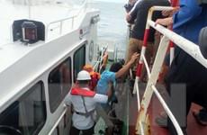 Bắt giữ tàu Gou Shun 21 để giải quyết khiếu nại hàng hải