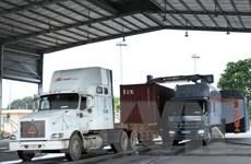 Kiên quyết kiểm tra chuyên ngành hàng hóa xuất nhập khẩu