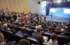 Khai mạc diễn đàn kinh tế quốc tế Phương Đông lần thứ 2