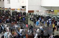 TP.HCM: Nổ súng bắn người gây náo loạn Bến xe miền Đông