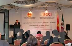 Tiếp tục đưa quan hệ hợp tác Việt Nam- Mexico đi vào chiều sâu
