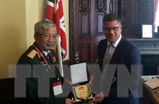 Đẩy mạnh hợp tác quốc phòng Việt-Anh xứng tầm Đối tác Chiến lược