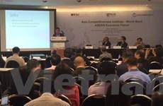Việt Nam đứng thứ 7 trong ASEAN về năng lực cạnh tranh