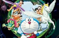 CGV chiếu miễn phí phim Doraemon cho trẻ em hoàn cảnh khó khăn
