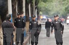 Trung Quốc và Lào lần đầu tiên diễn tập chống khủng bố