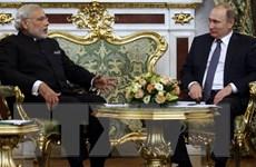 Ấn Độ, Nga đánh giá lại quan hệ trước chuyến thăm của Tổng thống Putin