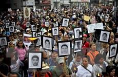 Mexico điều tra cảnh sát liên bang trong vụ 43 sinh viên mất tích
