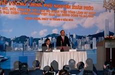 Thủ tướng gặp mặt cộng đồng người Việt tại Hong Kong và Macau