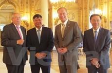 Đẩy mạnh hiệu quả hợp tác giữa Việt Nam với các địa phương Đức