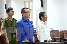 Chuyển tội danh 2 bị cáo trong vụ sai phạm tại Dự án B5 Cầu Diễn