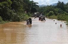 Cảnh báo nguy cơ lũ lớn ở miền Trung, mưa dông mạnh trên biển