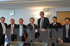 Quốc hội Việt Nam và Phần Lan tăng cường quan hệ lập pháp