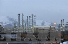 Nga xác nhận đã nhập khẩu tới 38 tấn nước nặng của Iran