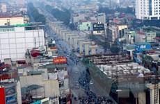 Phạt 30 triệu đồng đối với nhà thầu tuyến đường sắt Cát Linh-Hà Đông