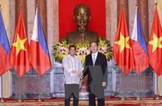 Toàn văn Tuyên bố chung giữa hai nước Việt Nam-Philippines
