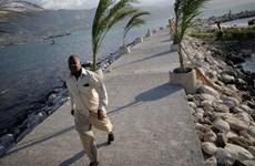Cơn bão mạnh nhất khu vực Đại Tây Dương đổ bộ vào Caribbean