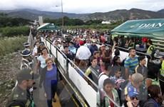 Venezuela tăng cường kiểm soát biên giới với Colombia