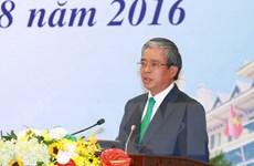 APEC là trọng tâm chính sách đối ngoại của Việt Nam trong năm tới