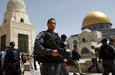 Đụng độ tại Jerusalem, một người Palestine thiệt mạng