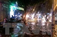 Các tỉnh Nghệ An đến Thừa Thiên-Huế có mưa rất to từ hôm nay