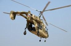 Ấn Độ và Nga thành lập liên doanh sản xuất máy bay trực thăng