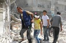 Nga, Mỹ tổ chức hội nghị mở rộng bàn về Syria sau 3 tuần bất đồng