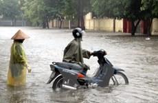 Công điện của Thủ tướng về khắc phục sự cố giao thông do mưa lũ
