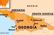 Người đàn ông tự nổ tung thân mình tại đài truyền hình Abkhazia