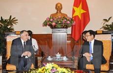 Thứ trưởng Bộ Ngoại giao Chile thăm chính thức Việt Nam