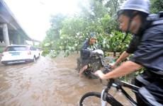 Bão Sarika trở thành cơn bão thứ 21 đổ bộ vào Trung Quốc