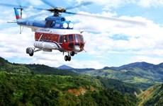 Thủ tướng chỉ đạo khắc phục hậu quả vụ máy bay trực thăng bị nạn