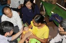 Cháu bé bị đầu nhỏ tại Đắk Lắk có thể do nhiều nguyên nhân