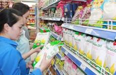 Gạo Jasmine 100 đạt tiêu chuẩn Viet GAP ra mắt thị trường