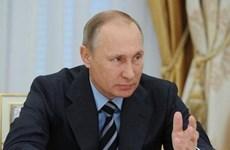 Tổng thống Nga ký luật chấm dứt thỏa thuận tiêu hủy plutoni với Mỹ