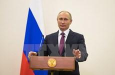 Tổng thống Nga miễn nhiệm một số tướng lĩnh của Bộ Nội vụ