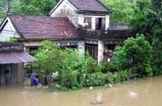 Mưa lũ tiếp tục gây ra nhiều thiệt hại tại các địa phương