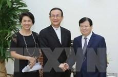 Tập đoàn Amata hướng tới xây dựng thành phố thông minh tại Việt Nam