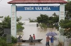 Công điện về đối phó với diễn biến của áp thấp nhiệt đới và mưa lũ