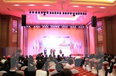 Khai mạc Hội nghị Ủy ban Văn hóa-Thông tin ASEAN lần thứ 51 tại Lào