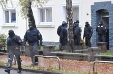 Đức bắt 5 đối tượng tình nghi hỗ trợ cho các hoạt động của IS