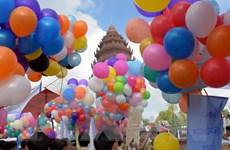Campuchia kỷ niệm trọng thể 63 năm ngày Độc lập trọn vẹn