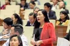 Thông qua Nghị quyết sửa đổi về miễn giảm thuế sử dụng đất nông nghiệp