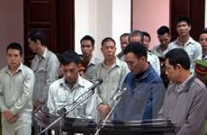 """Xử sơ thẩm các đối tượng tham gia """"sới bạc khủng"""" ở Quảng Ninh"""
