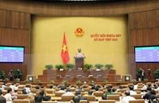 Ngày 15/11, Quốc hội bắt đầu phiên họp chất vấn và trả lời chất vấn