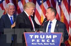 Ông Donald Trump chọn Chánh Văn phòng Nhà Trắng và Cố vấn Cấp cao