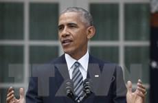Tổng thống Mỹ Obama bắt đầu chuyến công du nước ngoài cuối cùng